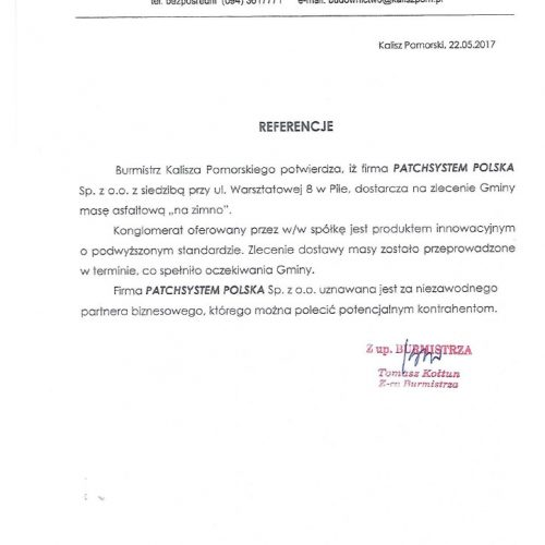 PATCHSYSTEM POLSKA